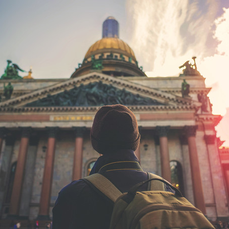 Fiche Ville St-Petersbourg 🇷🇺