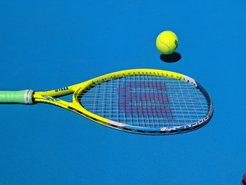 It's tennis season...and that means an influx of Shoulder injuries