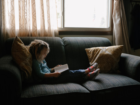 Online kids' story time entertains and lights imagination during stay-at-home orders