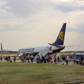 Ryanair to connect Malmo and Dusseldorf with Zagreb