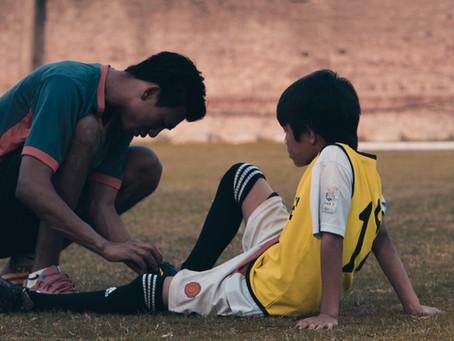 Sports Injury Causing Low Back Pain