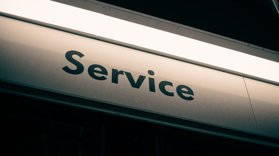 From service to a light heart