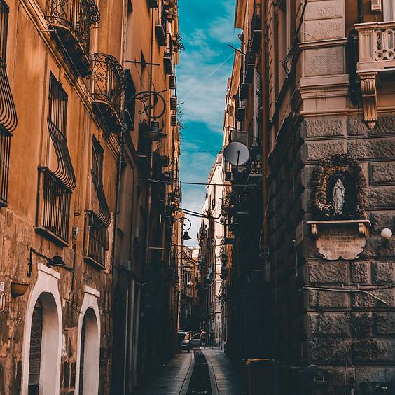1st Event, Cagliari, 1-3 July 2021