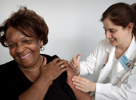 Influenza and Covid 19