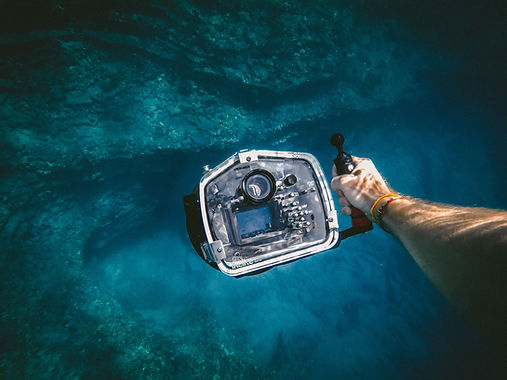 Divers and filmmakers changing the world