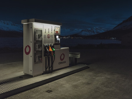 Dal benzinaio