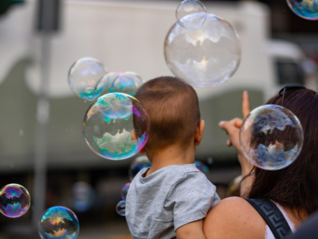 Babies – Solving the Sensory Challenges