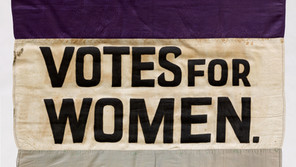 10/23 Author Anne Gass Presents We Demand - The Suffrage Road Trip