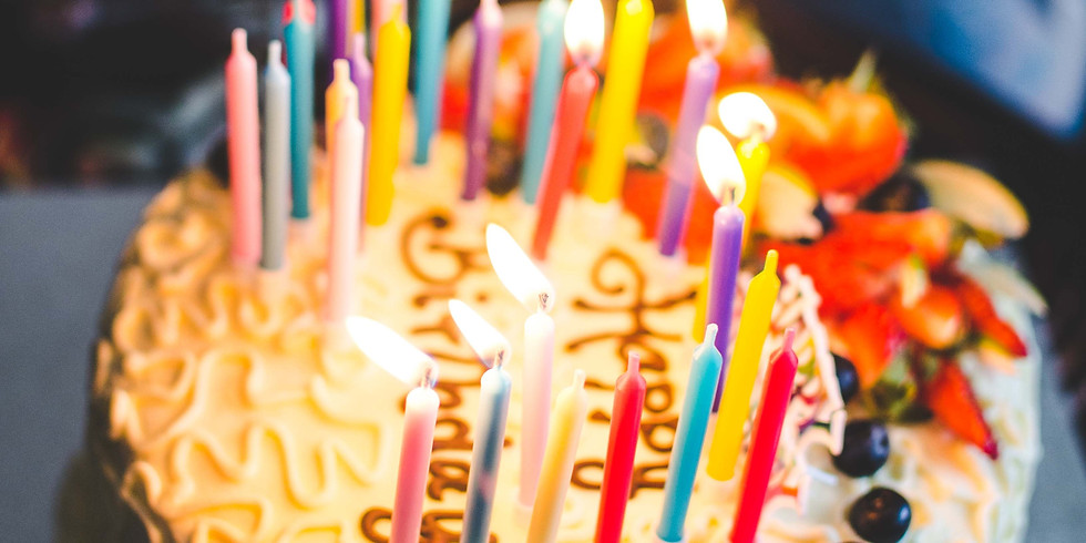 Have a SPECIAL birthday!