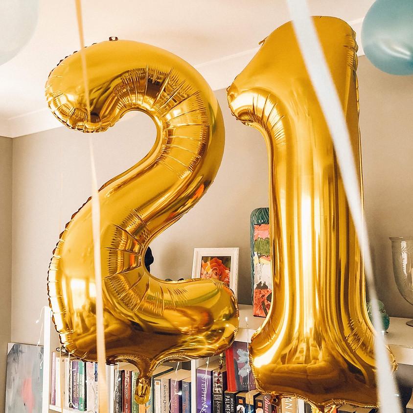 21st Anniversary Celebration Event