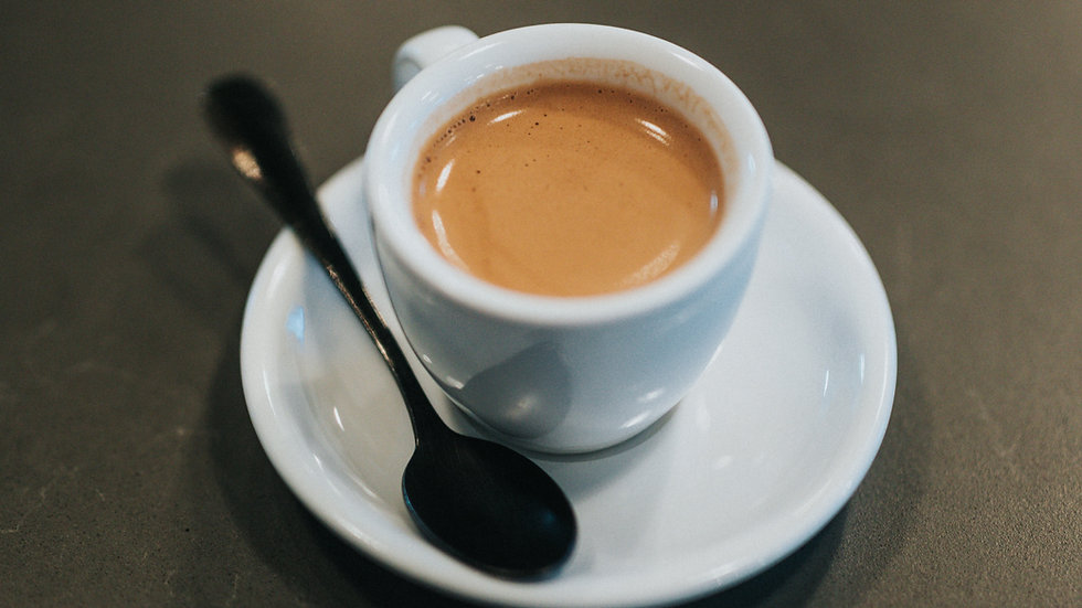 Regular Espresso (Colombian Beans)
