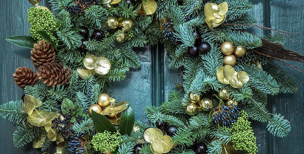 Wreath Making Workshop Thursday 10th December, 6PM