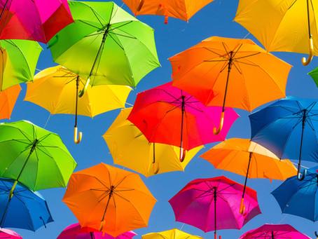 Why Wednesday: Opening Umbrella Indoors = Bad Luck?
