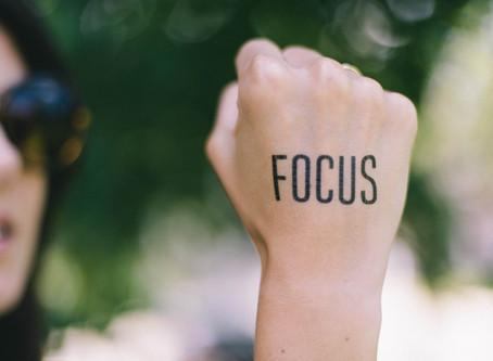 仕事に集中する為の5つの方法