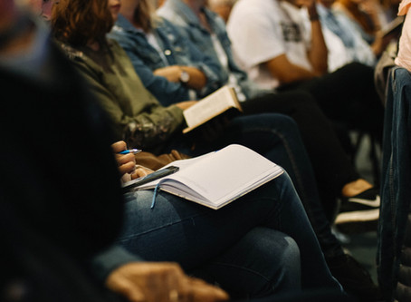 How to run a faculty gathering