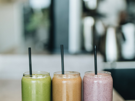Hack Pregnancy Nutrition with Smoothies