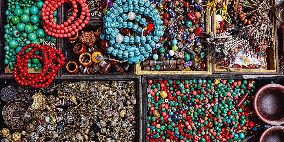 Senior Jewelry Making