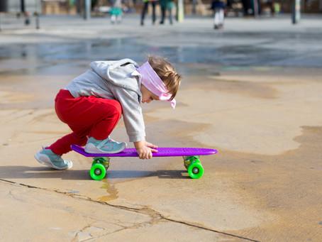 סקייטבורד לילדים - איך לבחור סקייטבורד למתחילים?