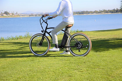 Tower Electric Bike