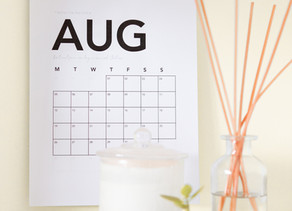 August Events at a Glance