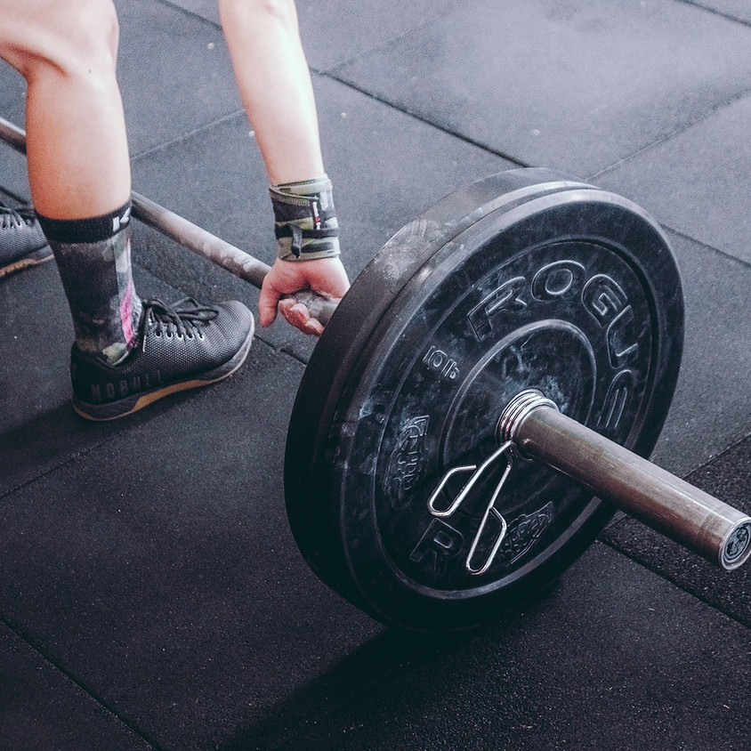 Strength sessions (12th Sept - 17th Oct) Group #2