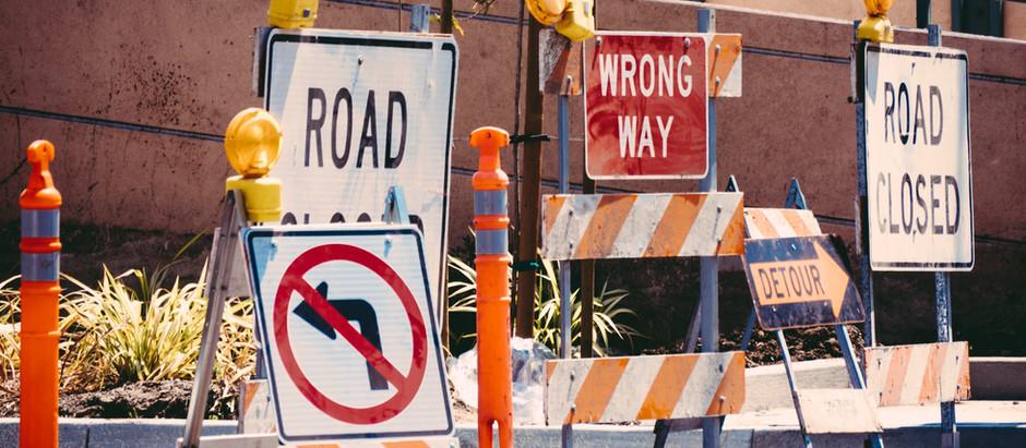 On Roadblocks, First Meetings and Next Steps