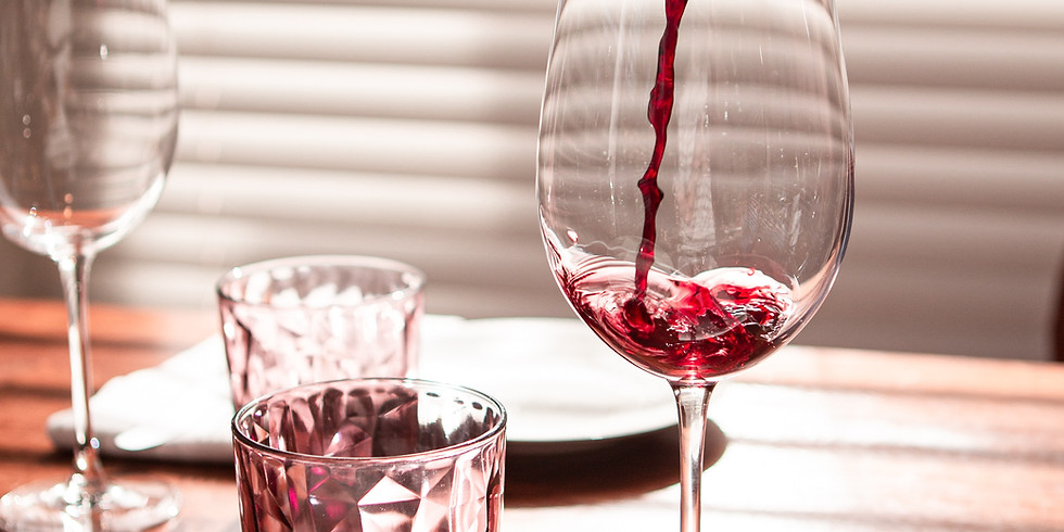 Online Wine Tasting - Cool climate red wines