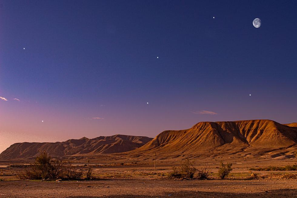 The Judean Desert - Israel's Barren Beauty