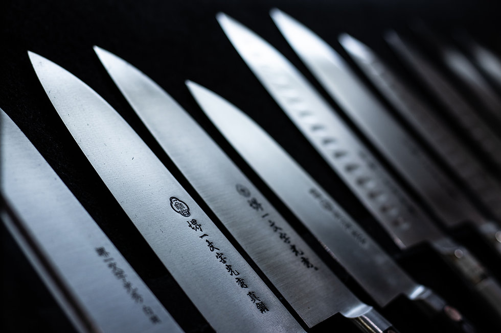 Cuchillos Palta