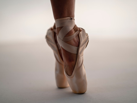 All About Pointe – Pointe 101