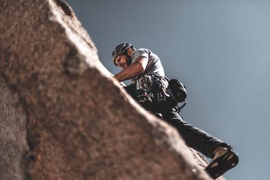 Pagosa Springs Rock Climbing