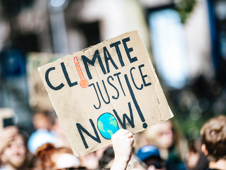 Add Climate Justice to Your Scope of Action