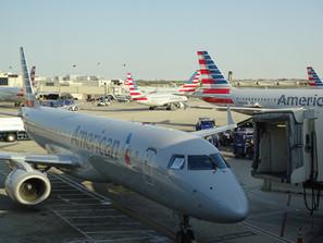 L'app di American Airlines scansiona il passaporto