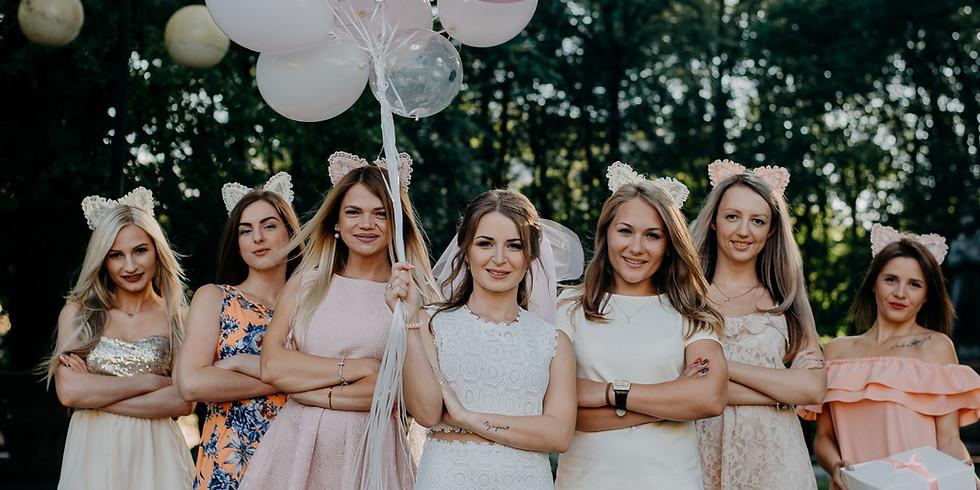Floral Crown Bridal Shower Photo Session & Workshop