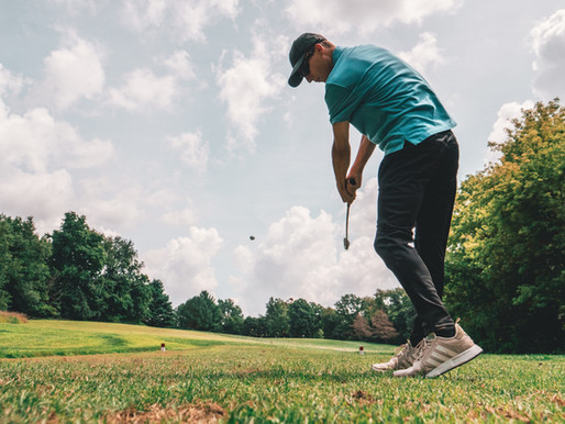 4 lessons I learned from golf applicable to career success