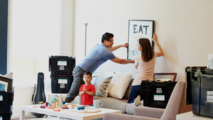 Kids and Moving