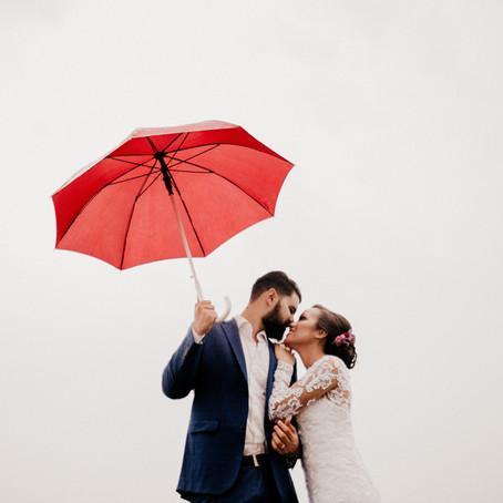 Planea para lo inesperado en tu boda