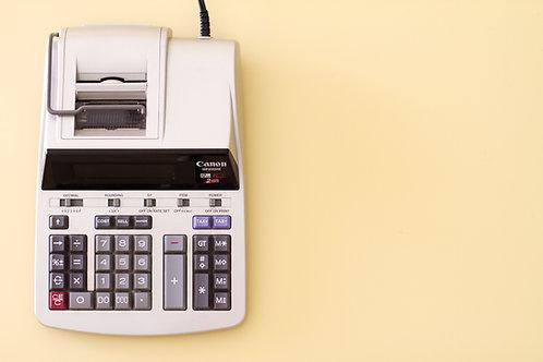 Contabilità, Audit e Dichiarazioni fiscali (mensili e annuali)