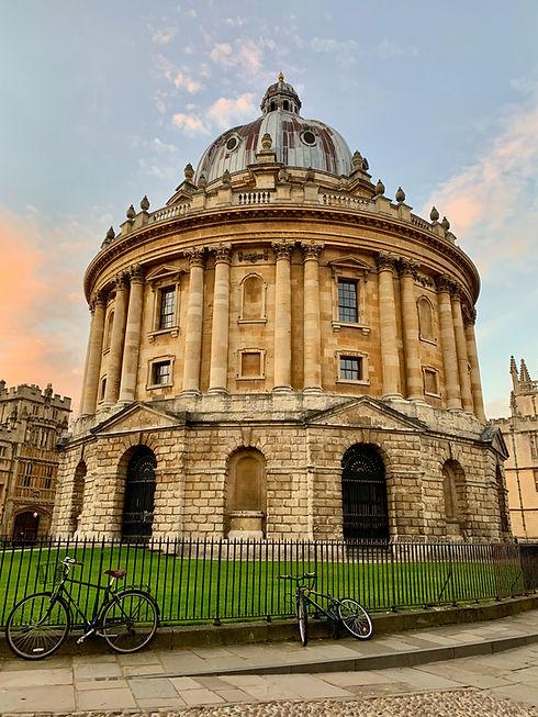 Oxford Psychology Society Radcliffe Camera image