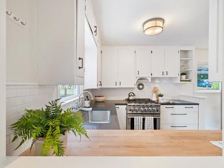Client Review - Kitchen Project
