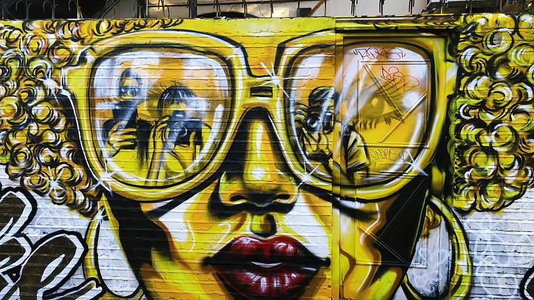 Graffiti - (R)Evolution & Identity