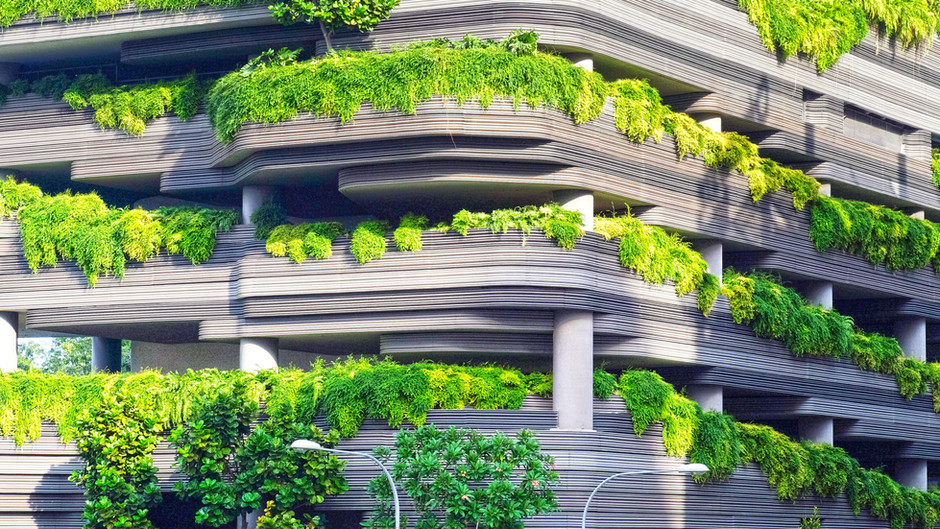 Welcome to the new world of green building!