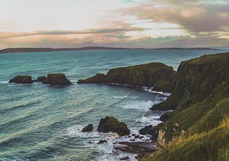 A Scottish song on Rathlin Island