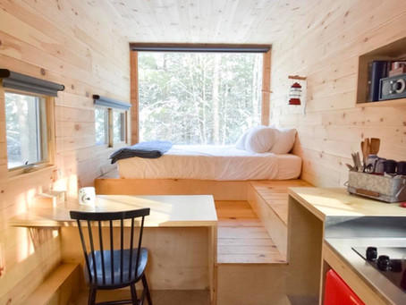 Tiny Home Living