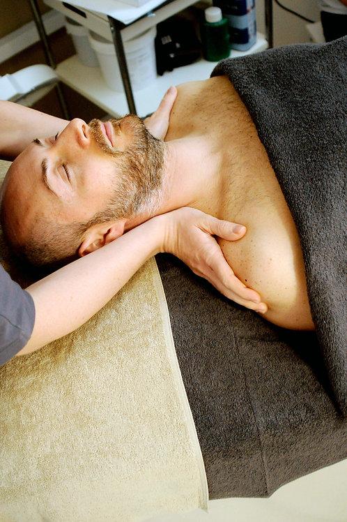 Sea Silk CBD Body Massage
