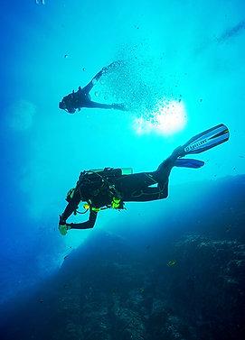 PE60 (plongeur encadré à 60m)