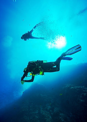 Diving guide course