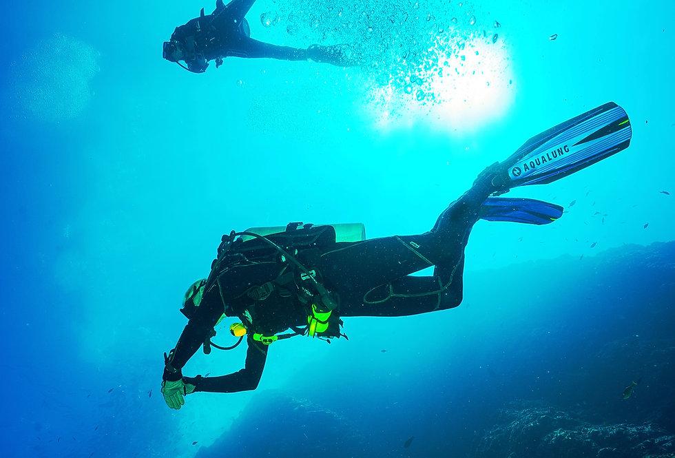 SAIL & DIVE auf Korsika, Frankreich