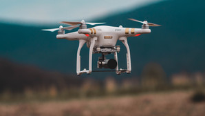FLYING INTO THE FUTURE WITH DRONE TECHNOLOGY