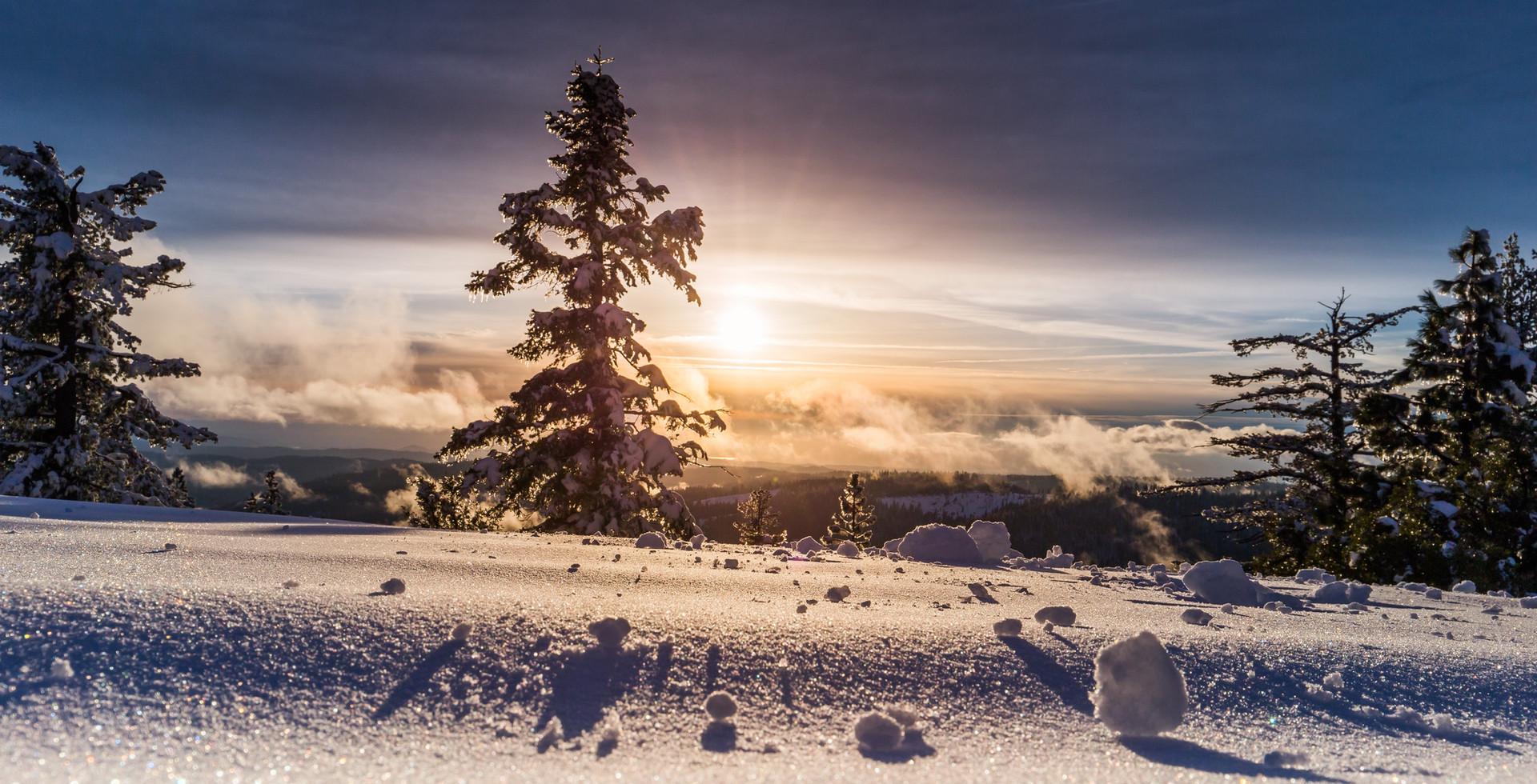 Oct 2020 La neige fait son retour!